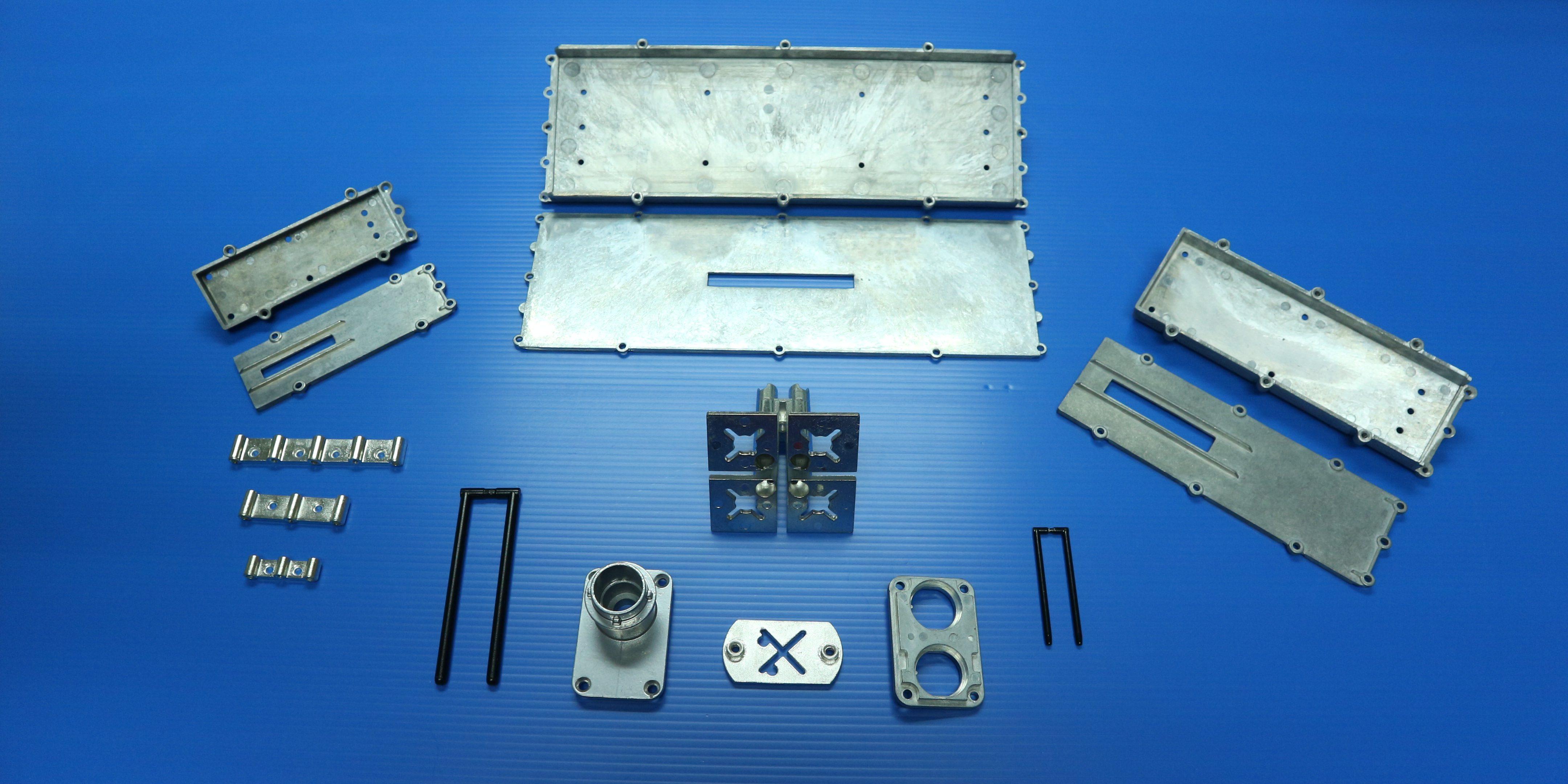 Zinc Die-Casting Products – Plastic Injection | Zinc Die-casting
